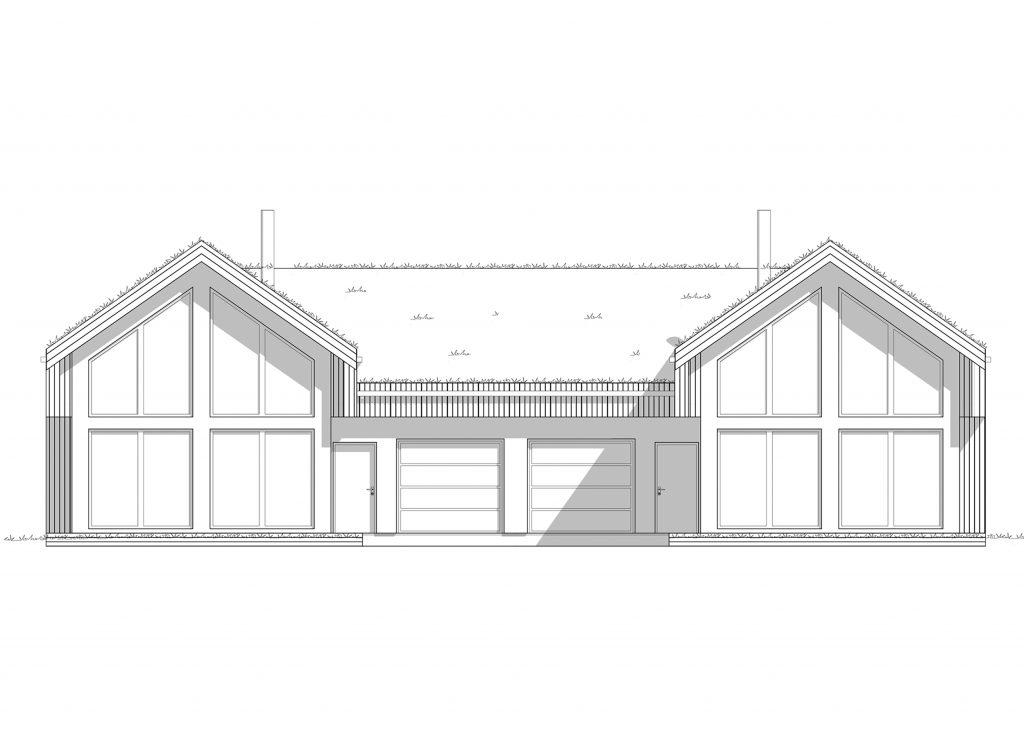 Njardarheim 1 Fasade 1