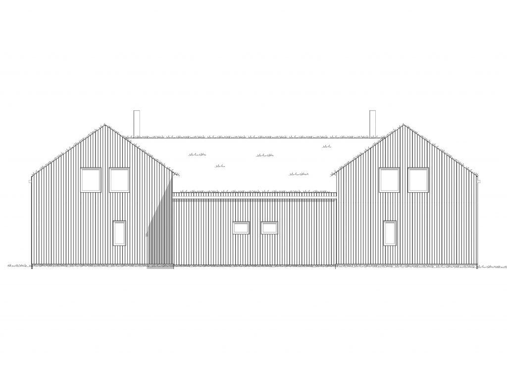 Njardarheim 1 Fasade 2