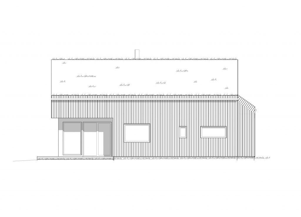 Njardarheim 1 Fasade 3