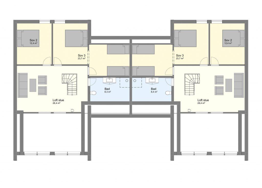 Njardarheim 2 plan 2